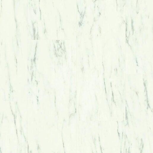 Виниловый пол PERGO (Бельгия) - Optimum Click Tiles Мрамор Итальянский замковой V3120-40136