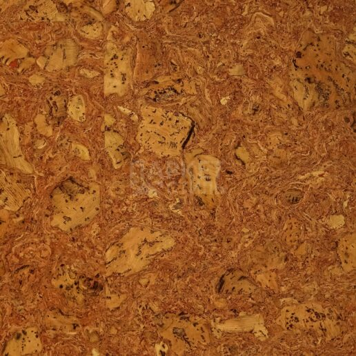 Настенные пробковые покрытия WICANDERS (Португалия) - RY39 Tenerife Red