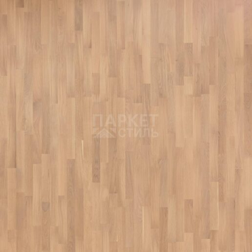 Паркетная доска Upofloor - OAK WHITE CHALK MATT 3S
