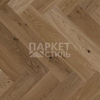 Паркетная доска Barlinek (Польша-Украина) - Дуб Toffee Herringbone